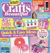 Crafts Beautiful - Issue 318 - May 2018 - Aceville Publications Ltd