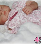 Meg Reborn doll - Marissa May