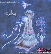 Number 10 - Tiger Lily -The Fairy Tale Princess Dress-Up Collection - Brooke Nolan - Brooke's Books Publishing