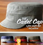 The Cadet Cap - Craft Buds - free