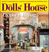 The Doll's House Magazine - Issue 205 - june 2015 - GMC Publications