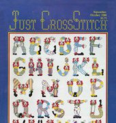 Just CrossStitch - Vol. 4 No. 3 - September-October 1986 - Hoffman Media Inc.