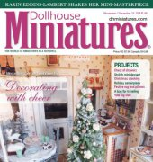 Dollhouse Miniatures - Issue 48 - November-December 2015 - Ashdown Broadcasting