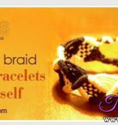 braid bracelets by nbeads