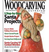 Wood Carving Illustrated - Issue 41 - Holiday 2007 - Fox Chapel Publishing