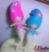 Mermaid Dolls - Noia Land