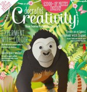 Docrafts Creativity - Issue 81 - April 2017 - Design Objectives