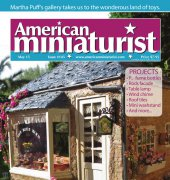 American Miniaturist - Issue 145 - May 2015 - Ashdown