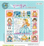 Cinderella - SO-3222 - SODA - Korean