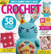 Crochet Essentials - Issue 3 - 2018 - Practical Publishing