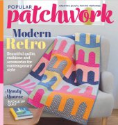 Popular Patchwork - March 2018 - My Time Media