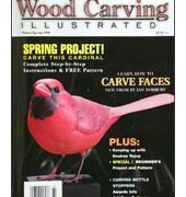 Wood Carving Illustrated - Issue 2 - Spring 1998 - Fox Chapel Publishing