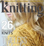 Knitting - Issue 73 - October 2017 - GMC Publications