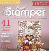Craft Stamper - Issue 204 - May 2017 - Taplet Publications