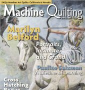 Machine Quilting Unlimited - May June 2018 - Vol. XVIII No.3 - Meander Publishing