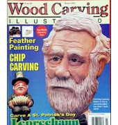 Wood Carving Illustrated - Issue 6 - Spring 1999 - Fox Chapel Publishing