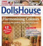 Dollshouse and Miniature Scene - Issue 273 – February 2017 - Warner Group Publications