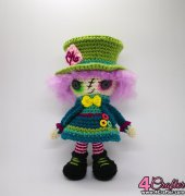 Mad Hatter - Margaux Rull - Creative Chaos Arts