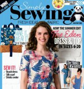 Simply Sewing - Issue 43 - 2018 - Immediate Media Co.