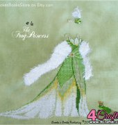 Number 6 - The Frog Princess -The Fairy Tale Princess Dress-Up Collection - Brooke Nolan - Brooke's Books Publishing