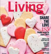 Martha Stewart Living - January February 2017 - Meredith Corporation