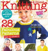 Woman's Weekly Knitting and Crochet Magazine - Sept 2017 - Time Inc.