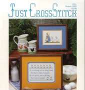 Just CrossStitch - Vol. 2 No. 2 - July-August 1984 - Hoffman Media Inc.