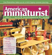 American Miniaturist - Issue 141 - January 2015 - Ashdown
