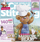the world of cross stitching - issue 271 - September 2018 - Immediate Media Co.