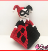 Harley Quinn Lovey - Adventures in Yarnia