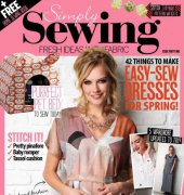 Simply Sewing - Issue 41 - 2018 - Immediate Media Co.
