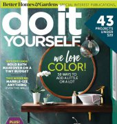 Do It Yourself - Volume 25 Issue 2 - Spring 2018 - Better Homes and Gardens