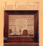 Just CrossStitch - Vol. 2 No. 5 - January-February 1985 - Hoffman Media Inc.