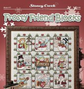 Frosty Friend Blocks - Book 477 - Stoney Creek Collection