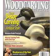 Wood Carving Illustrated - Issue 36 - Fall 2006 - Fox Chapel Publishing