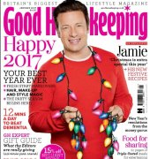 Good Housekeeping - January 2017 - Hearst Magazine Company