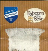 Popcorn and Souffle - Popcorn the Bear- PN-0148132 - Vervaco