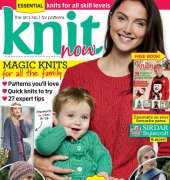 Knit Now - Issue 78 - 2017 - Practical Publishing