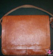 Messenger Bag by Tandy Leather