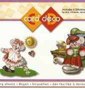 Card Deco 5 - Ann, Chrissie, Jenine and Sjaak