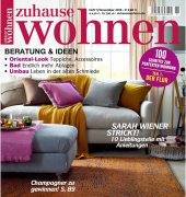 Zuhause wohnen - November 2015 - 4 SEASONS DIGITA GmbH - German