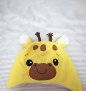 Giraffe hat for my baby son- 86866874