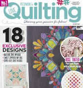 Love Patchwork and Quilting - Issue 58 - 2018 - Immediate Media