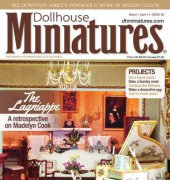 Dollhouse Miniatures - Issue 38 - March/April 2014 - Ashdown Broadcasting