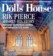 The Doll's House Magazine - Issue 210 - November 2015 - GMC Publications