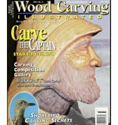 Wood Carving Illustrated - Issue 24 - Fall 2003 - Fox Chapel Publishing