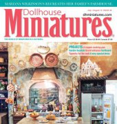 Dollhouse Miniatures - Issue 46 - July/August 2015 - Ashdown Broadcasting