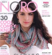 Noro Knitting Magazine - Issue 8 - Spring-Summer 2016 - SoHo Publishing Company - Ads removed
