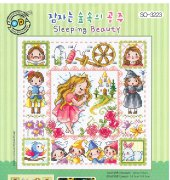 Sleeping Beauty - SO-3223 - SODA - Korean