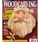 Wood Carving Illustrated - Issue 37 - Holiday 2006 - Fox Chapel Publishing